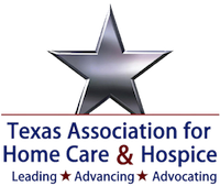 Texas Association for Home Care and Hospice Logo