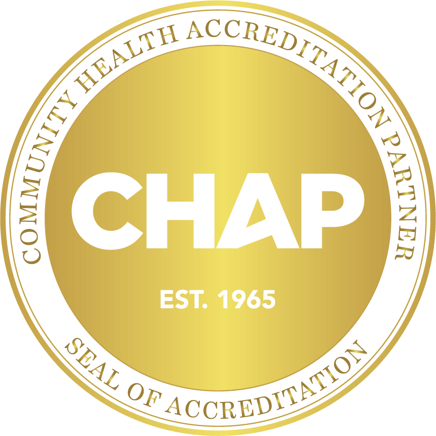 Community Health Accreditation Program Logo